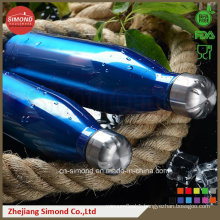 500ml 18/8 Stainless Steel Cola Water Bottle (SD-8007)